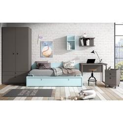 Dormitorio Step8