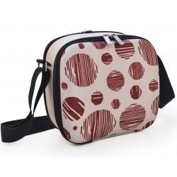 Lunchbag Cubic Burbujas