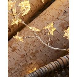 Guirnalda Estrellas 160 Leds