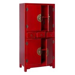 Armario Orient Rojo