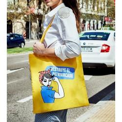 """Tote Bag """"Patriarcado"""""""