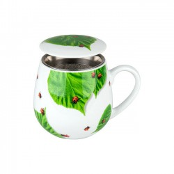 Mug Infusión Ladybird