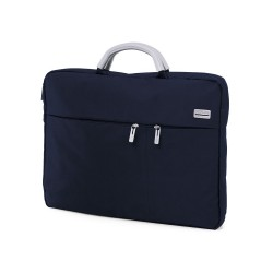 Portadocumentos Simple Premium Azul
