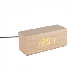 Despertador Timber Roble