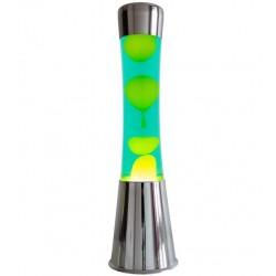 Lámpara de lava Amarillo