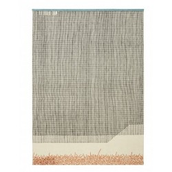Alfombra Backstitch Calm