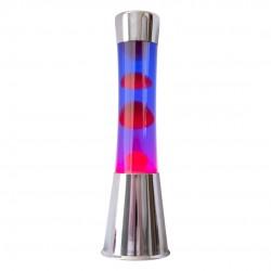 Lámpara de Lava Rojo/Morado