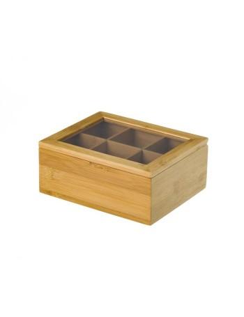 Caja Infusiones Bambú