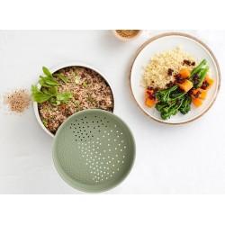 Quick Quinoa & Rice