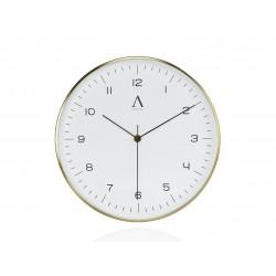 Reloj Aluminio Dorado
