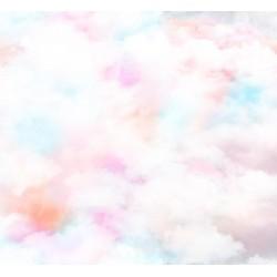 Mural Nubes de Coral