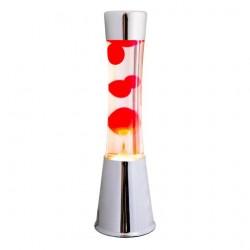 Lámpara de Lava Rojo