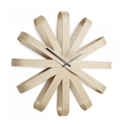 Reloj Ribbon Madera