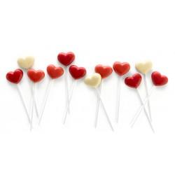 Molde Pop  Hearts