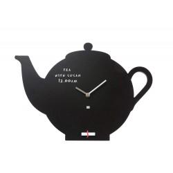 Reloj Black Board Teapot