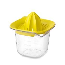 Exprimidor-Medidor Amarillo